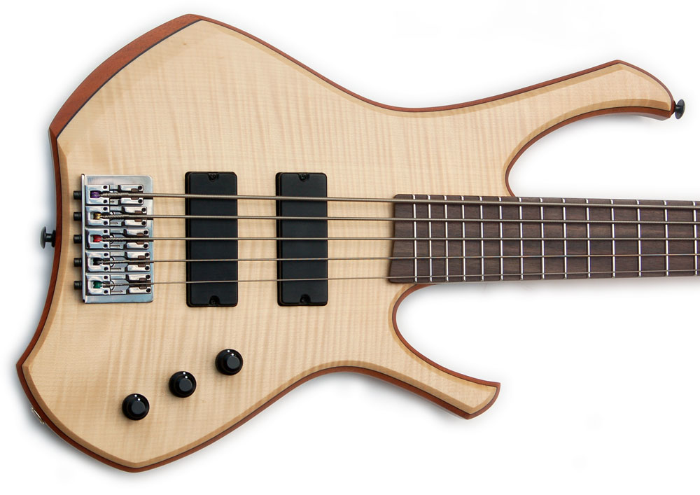 5 String Custom Bass